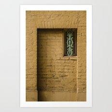 Little Window Art Print