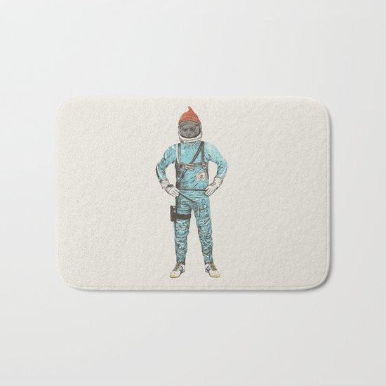 Zissou In Space Bath Mat