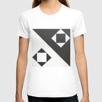 ying yang T-shirts featuring Ying & Yang by Guilherme Poletti