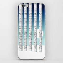 C13D Birch iPhone Skin