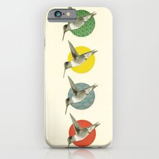 The Hummingbird Dance Slim Case iPhone 6s