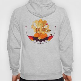 Ganesha | Animal Gods Hoody
