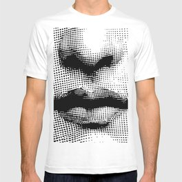 Lina Cavalieri - nose and mouth T-shirt