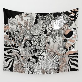 Next of Kin Wall Tapestry