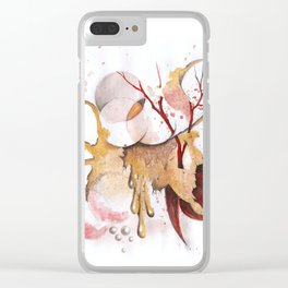 Only You Knows Clear iPhone Case