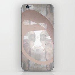 Sexz mask iPhone Skin