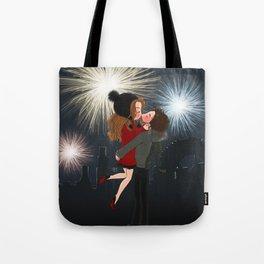 NewYearsEve Tote Bag