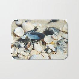 Details of Sea Shells Bath Mat