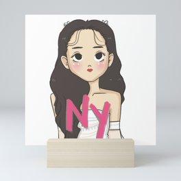 Twice Nayeon I CAN'T STOP ME Mini Art Print