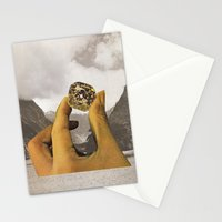 SEMI PRECIOUS Stationery Cards
