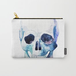 Skull 07 Carry-All Pouch