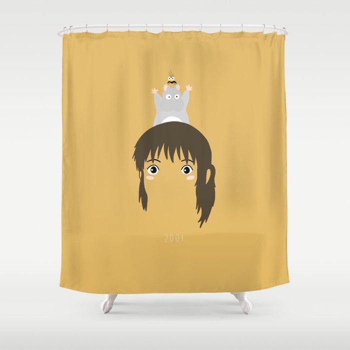 MZK - 2001 Shower Curtain