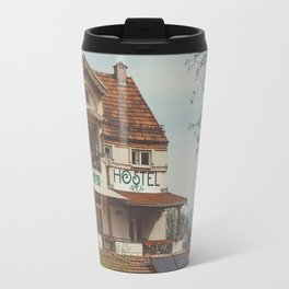 Hostel Travel Mug