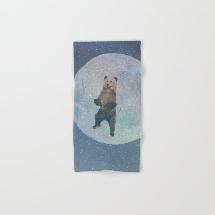 Bear Moon Hand & Bath Towel