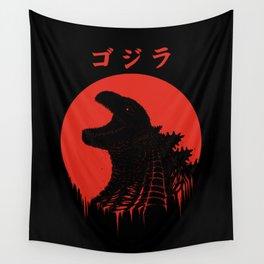 Kaiju Regeneration Wall Tapestry