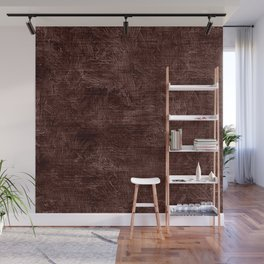 Fudgesickle Oil Painting Color Accent Wall Mural