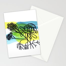 Flowers Marker No.: 03. Stationery Cards