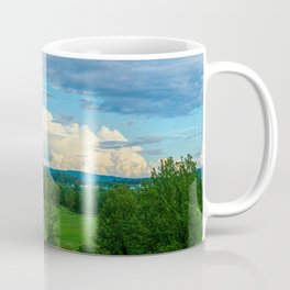 Clouds Approach The Lehigh Valley Coffee Mug