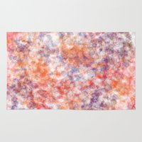 sprinkles Area & Throw Rugs featuring Sprinkles by Flavia Dacol