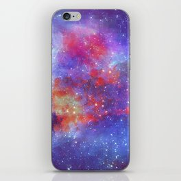 Heart of Universe iPhone Skin