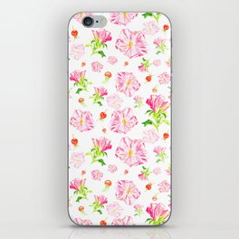 Wildrose iPhone Skin