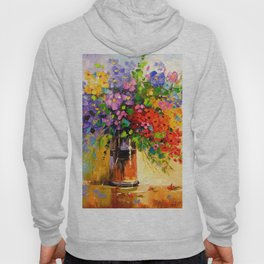 Bouquet of wildflowers Hoody
