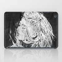 ellie goulding iPad Cases featuring Ellie by Misha Libertee