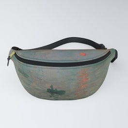 Impression, Sunrise Fanny Pack
