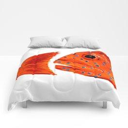 Coral Grouper Comforters