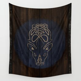 Deer Shield Wall Tapestry