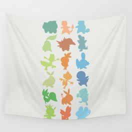 The Starters Wall Tapestry