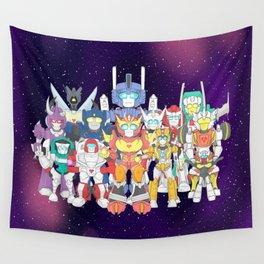 MTMTE S1 Wall Tapestry
