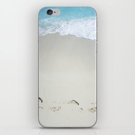 Carribean sea 10 iPhone Skin