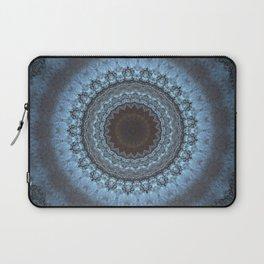 Bohemian Blue Laptop Sleeve