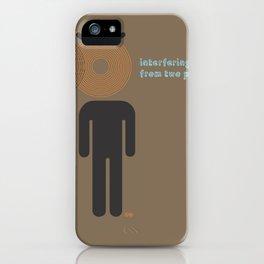 w.eye.ves iPhone Case