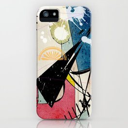 A hot Iron iPhone Case