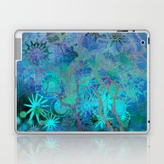mysterious garden Laptop & iPad Skin
