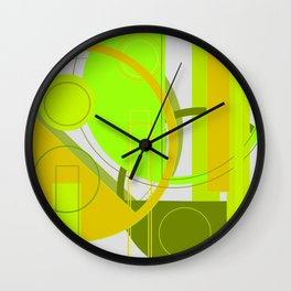 Pathetically Lazy 1 Wall Clock