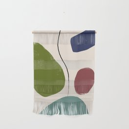 abstract 020519 Wall Hanging