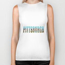 Pittsbugh Biker Tank