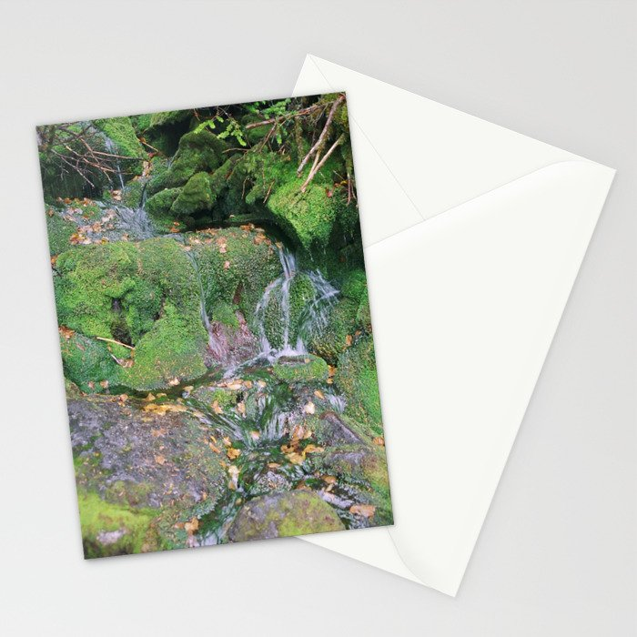 cloud adventure 4 1/2 Stationery Cards