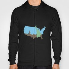New York City - United States Hoody