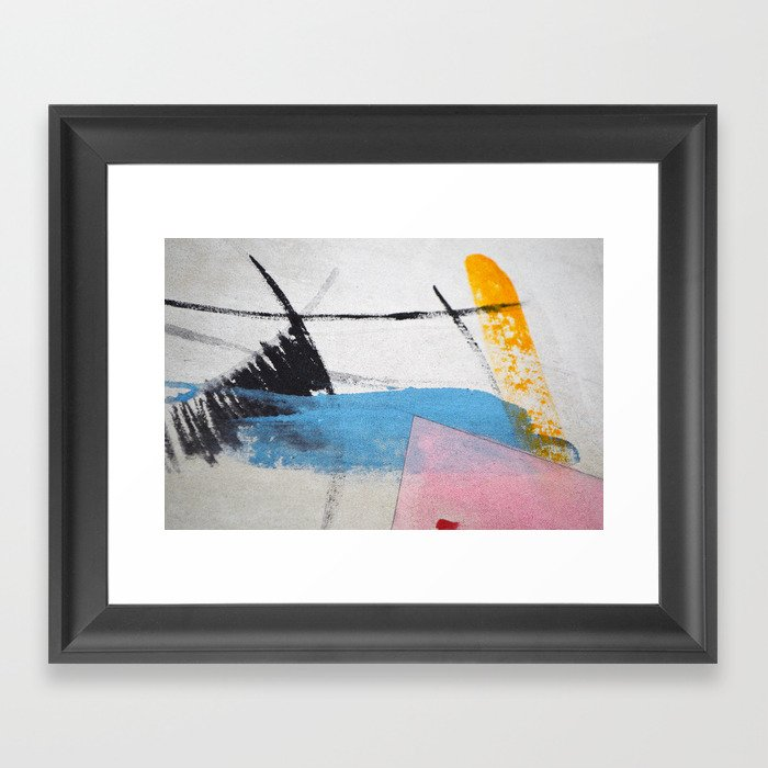 Escape Gerahmter Kunstdruck