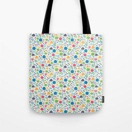 Ditzy Floral Tote Bag