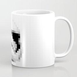 Vintage 2017 Storm Trooper Helmet Pixel - Starwars Coffee Mug