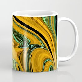 Wormhole Orange Coffee Mug