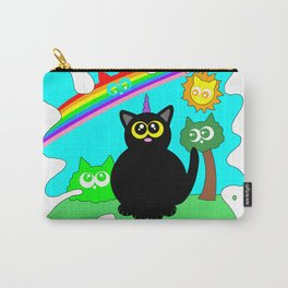 Kitty world! Carry-All Pouch