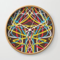 Popouoi Knox Wall Clock