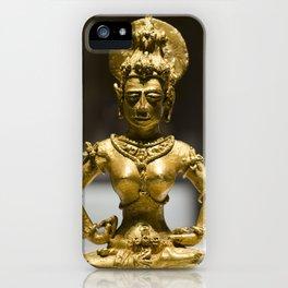 Agusan Gold Image iPhone Case
