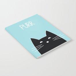 Purr Notebook